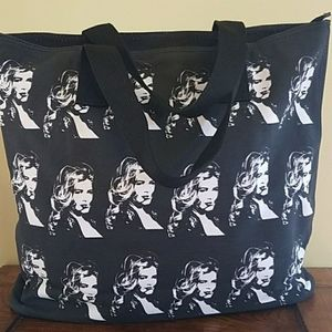Guess Bags - *Vintage* Guess Claudia Schiffer tote